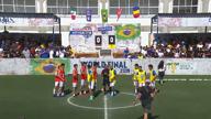 Superstar Neymar zaubert bei Kleinfeld-Turnier