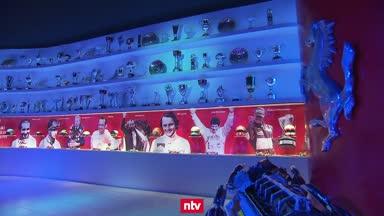 Mythos Ferrari: Scuderia vor 1000. Grand Prix