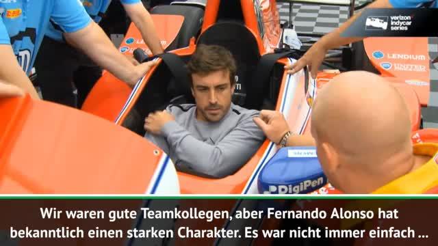"""F1: Trulli: """"Nicht immer einfach mit Alonso"""""""