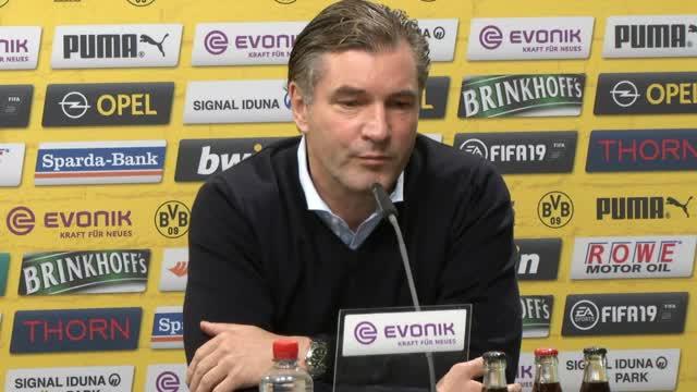 Zorc schlägt Alarm: Bundesliga wird abgehängt