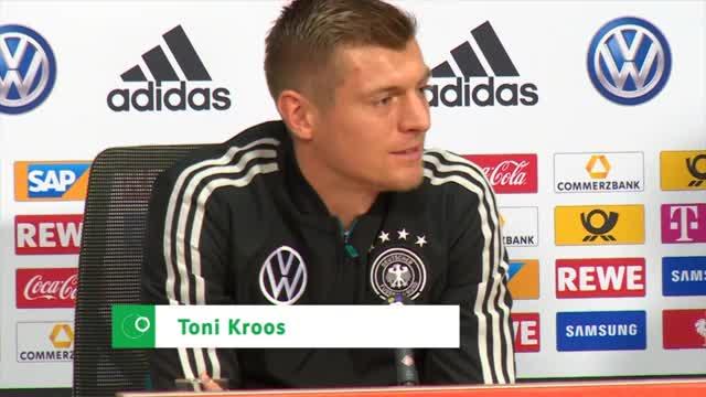 """Kroos zu FCB-Trio: """"Entscheidung der Qualität"""""""