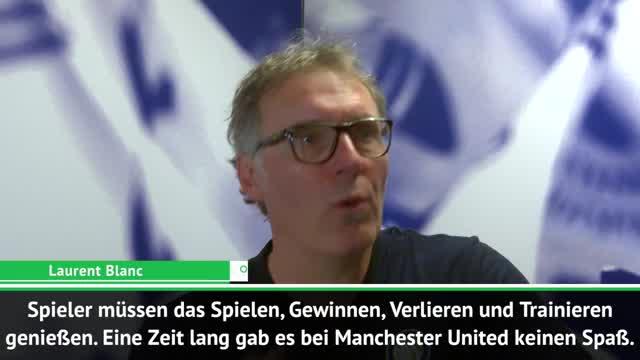 Blanc: Das macht Solskjaer besser als Mourinho