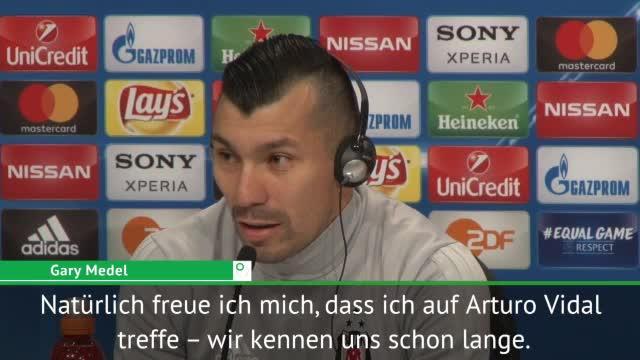 "Besiktas' Abräumer Medel: ""Freue mich auf Vidal"""