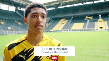 Jude Bellingham - das nächste Supertalent des BVB?