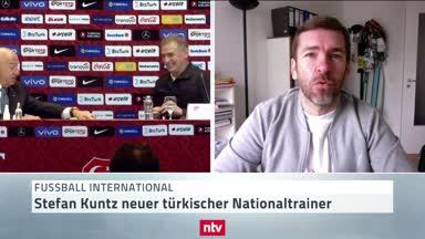 Hagemann: Deshalb heuert Kuntz in der Türkei an
