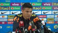 "Thiago Silva vor Halbfinale: ""Keiner wie Messi"""