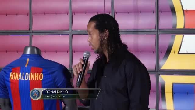 Bienvenido! Ronaldinho kehrt zu Barça zurück