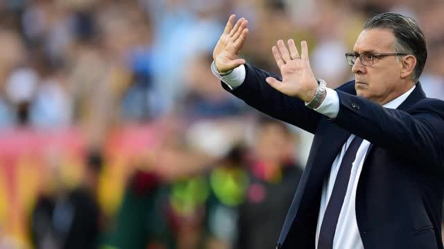 Argentinien: Martino-Rücktritt nach Copa-Pleite