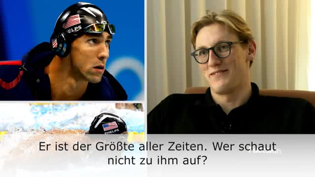 Schwimmen: Phelps: Rücktritt nicht endgültig?
