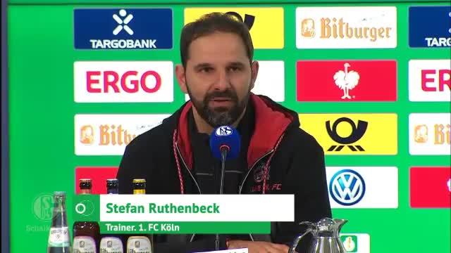 Ruthenbeck nach Pokal-Aus: Wollten zähes Spiel