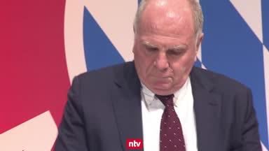 So verlief der Zoff zwischen Hoeneß und dem BVB