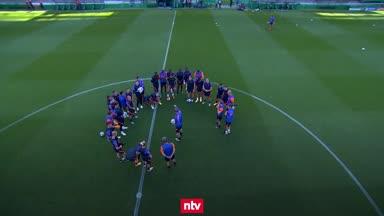 So will RB Leipzig das Atlético-Bollwerk knacken