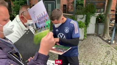 """DFB-Team will begeistern, Rumänien """"Fußball spielen"""""""