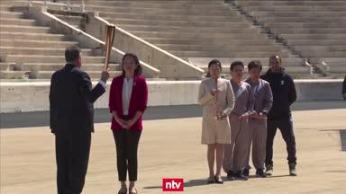 IOC hält noch immer an Olympia-Plänen fest