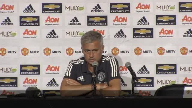 Mourinho: Rooney und Lukaku nicht vergleichbar