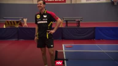 Boll erwartet schweres Tischtennis-Finale
