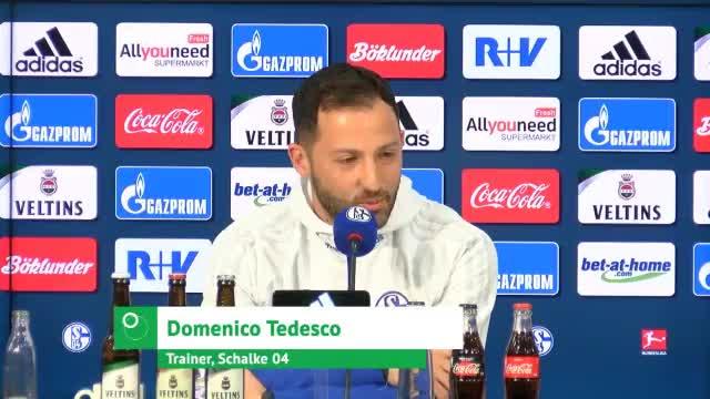 """Tedesco vor Derby: """"Fans brennen"""""""