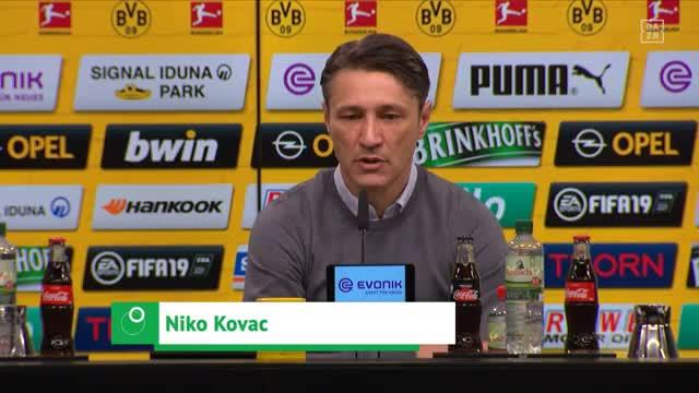 Trotz Erkältung: Kovac erklärt Hummels-Einsatz