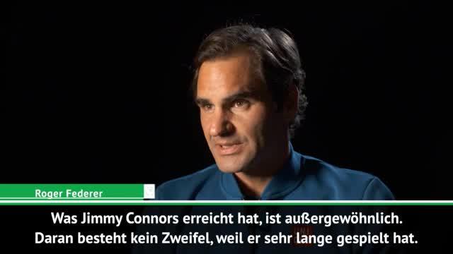 Federer: Will nicht alle Rekorde brechen