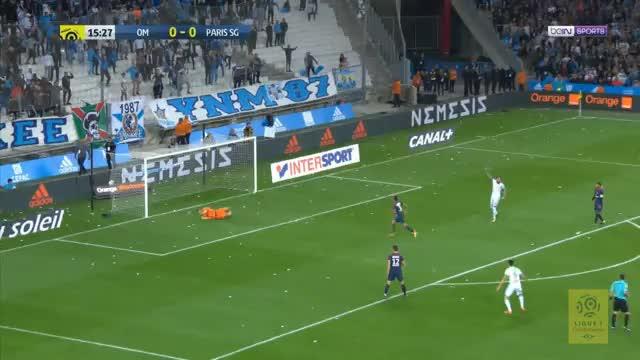 """Spektakel bei """"Le Classique""""! Neymar fliegt"""