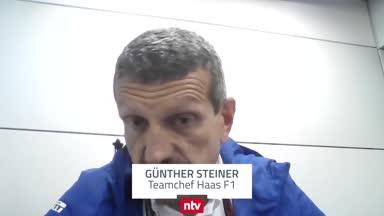 Haas-Teamchef Steiner: Es sieht nach Schumacher-Verbleib aus