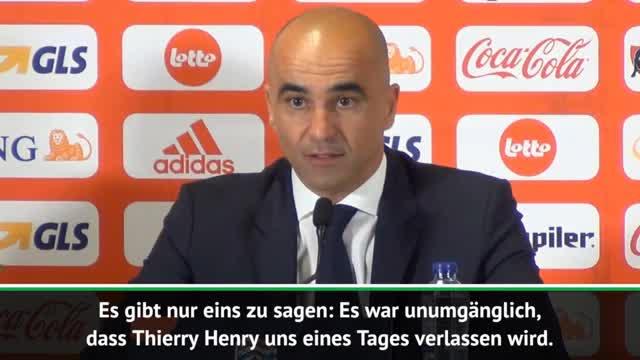 "Henry-Abgang? Martinez: ""War unumgänglich"""