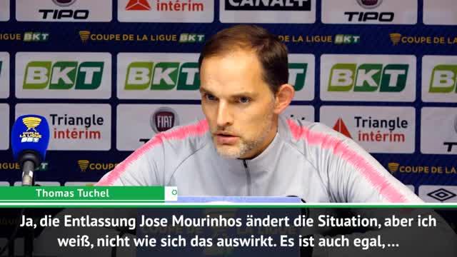 Nach Mourinho-Aus bei United: Das sagt Tuchel