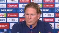 """Gisdol vor FCB: """"Du hast immer eine Chance"""""""