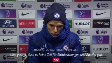 Das sagt Tuchel nach seinem Torlos-Debüt bei Chelsea