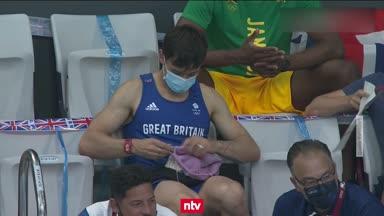 Olympiasieger strickt für den Verstand