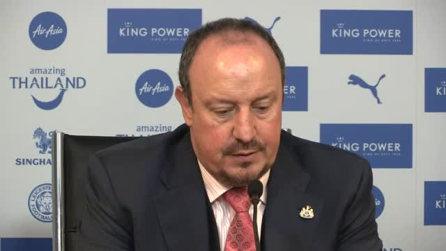 "Benitez: ""Auf positiven Dingen aufbauen"""