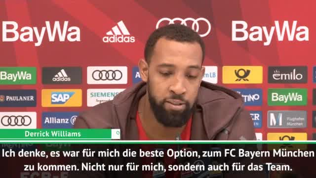 FCB-Neuling Williams über die NBA, LeBron & Co.