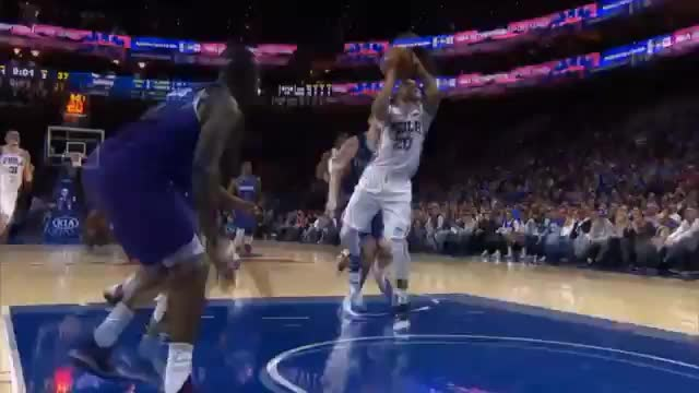 NBA Top 3 Plays: LeBron trifft wie Nowitzki