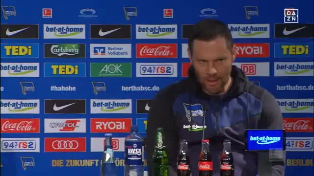 """Dardai zufrieden nach 1:1: """"Viel Kampf dabei"""""""