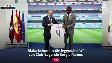 So erklärt David Alaba seinen Wechsel zu Real Madrid