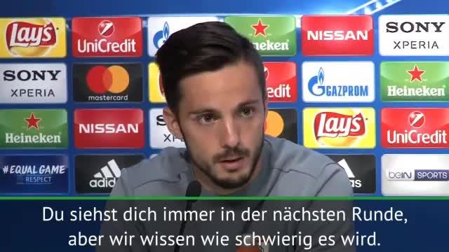 """Sarabia: """"Bayern mit unseren Waffen schlagen"""""""