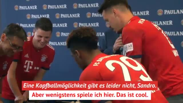 "Wagner am Kicker: ""Immerhin spiele ich hier"""