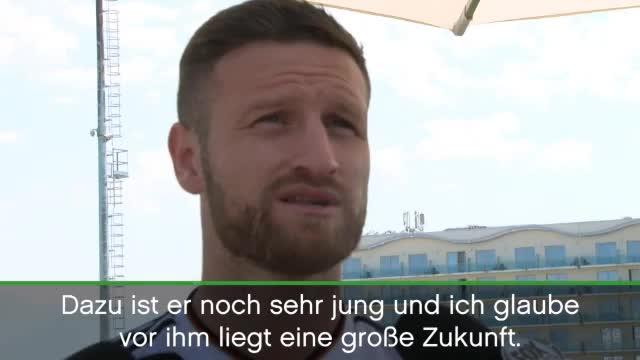 """Confed Cup: Mustafi: """"... kann Superstar werden"""""""