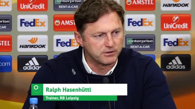 Hasenhüttl: Champions- oder Europa League? Egal!