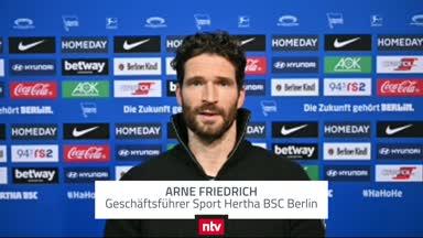 So geht Arne Friedrich die neue Aufgabe bei Hertha BSC an