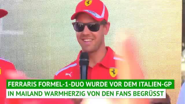 F1: Vettel: Räikkönen war ... wie sagt man?