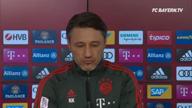 Kovac über Robben, Liverpool und Gladbach