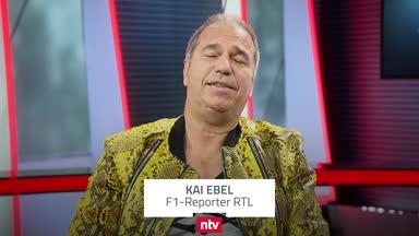 Die beste F1-Anekdote von Kai Ebel