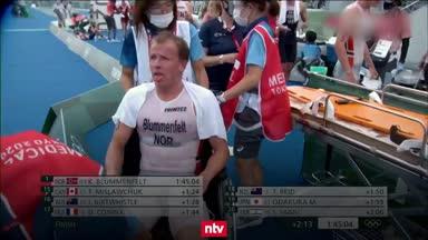 So lief Blummenfelts Triathlon-Coup