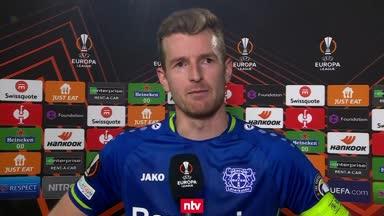 """Hradecky: Leverkusen mit Remis """"absolut zufrieden"""""""