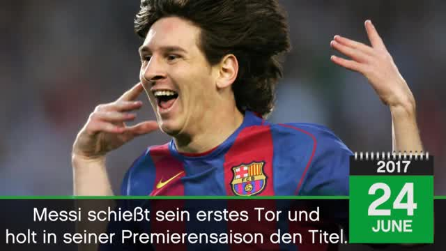 Born This Day: Wunder-Messi feiert den 30.