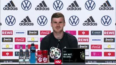 """Werner über Rolle im DFB-Team: """"Kein Wunschkonzert"""""""
