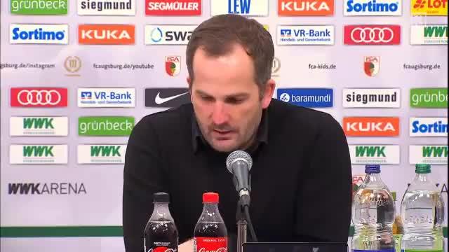 """Baum zufrieden: """"Haben es Bayern schwer gemacht"""""""