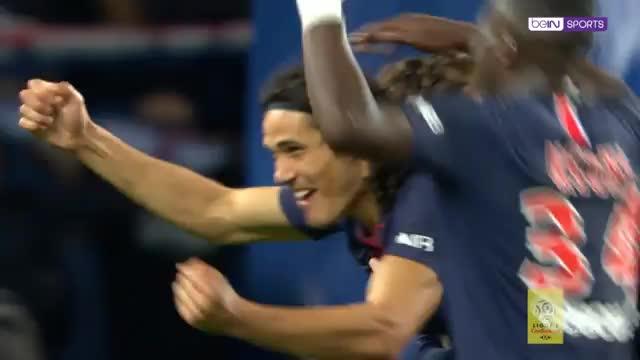 Cavani schießt Tuchels PSG zum Start-Rekord
