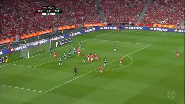Meister Benfica im Lattenpech, Porto eiskalt!